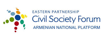 EaP CSF Armenian National Platform logo