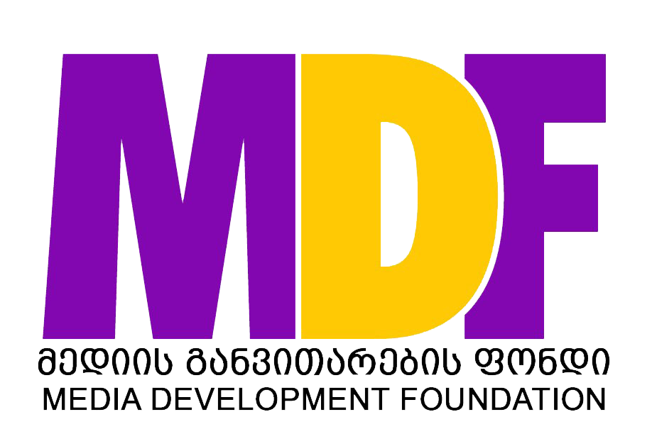 Logo Media Development Foundation