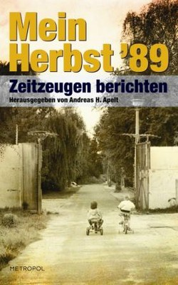 Cover Mein Herbst 89